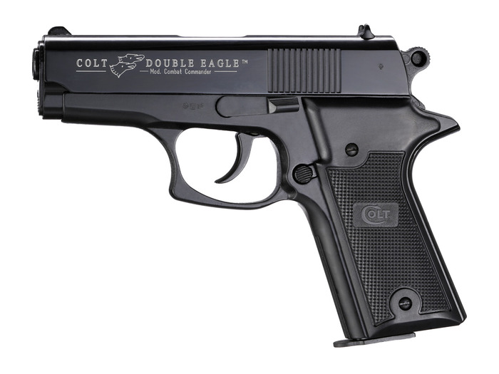 Pištoľ exp. Colt Double Eagle Combat Commander čierna, kal. 9mm PA
