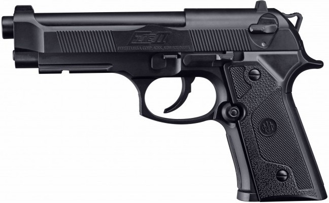 Pištoľ CO2 Beretta Elite ll, kal. 4,5mm BB