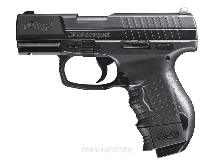 Pištoľ CO2 Walther CP99 Compact