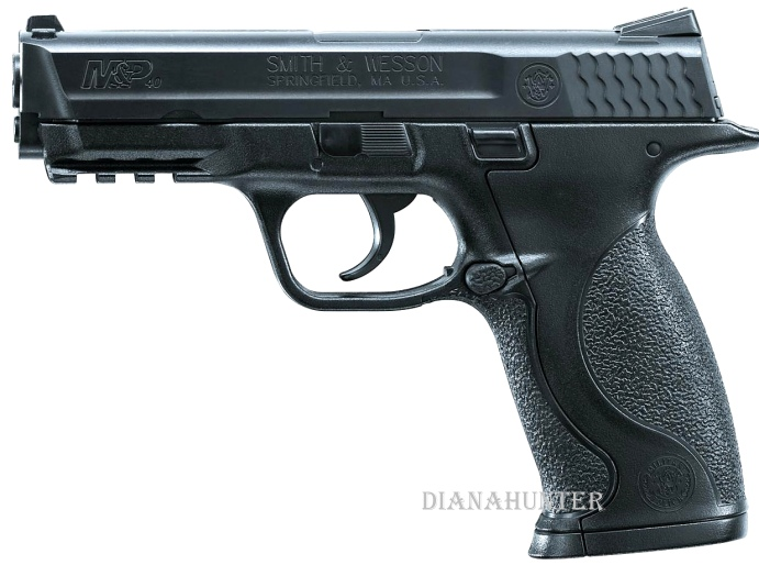 Pištoľ CO2 Smith & Wesson M&P 40