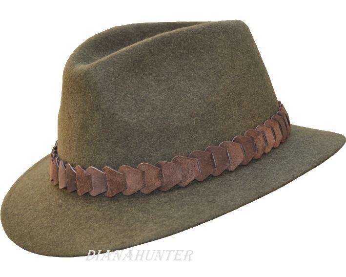 56ac996a10ff Poľovnícky klobúk Albert